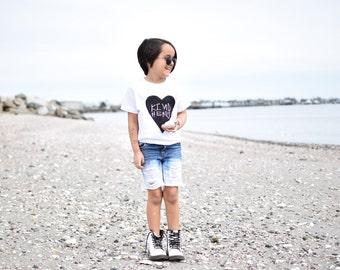 Kind heart kindness shirt, kindess matters, be kind shirt, toddler tshirt, kids shirts, toddler t shirts, WHITE TEE