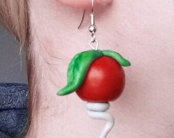 Luna Lovegood Radish Earrings