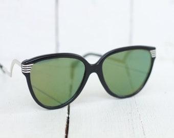 Soviet sunglasses Women sunglasses Sunglasses For her Rare vintage glasses Retro sunglasses Old eyeglasses collectibles Black Sunglasses
