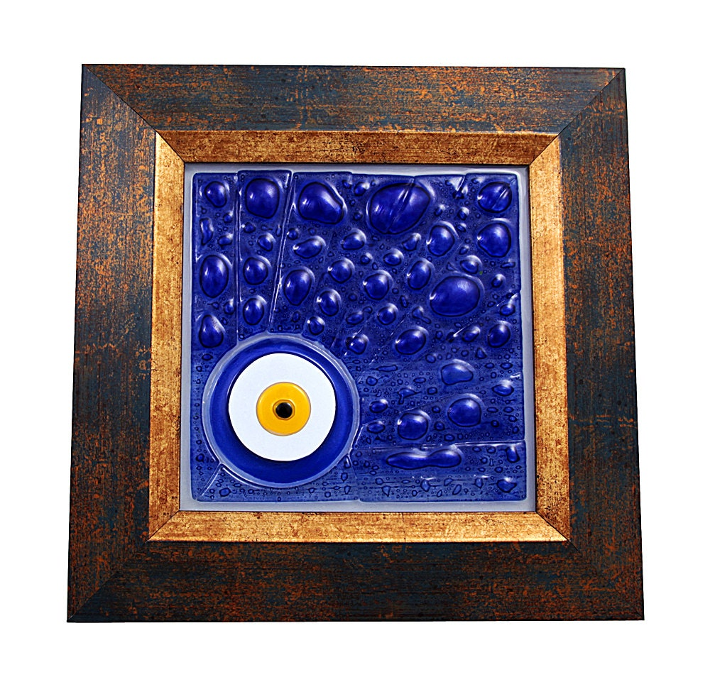 Blue Evil Eye Home Decor FZF009