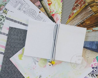 A5 Spiral Notebook - Customise | Customize Your cover - Great for Bullet Journal