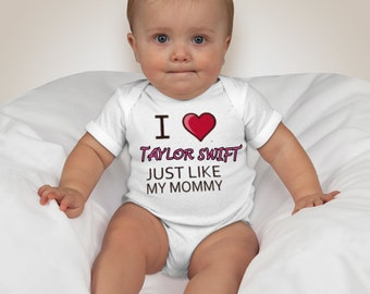 Taylor Swift Baby Onesie