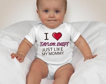 Taylor Swift Baby Onesie
