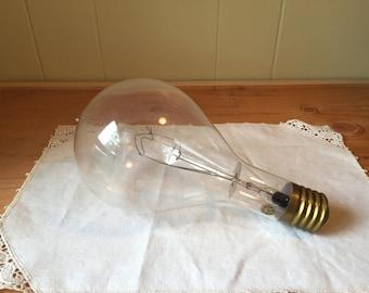 """500 Watt Edison-Mazda 10"""" Light Bulb"""