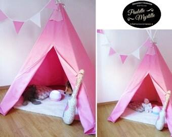 Pink Tipee