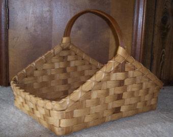 Handwoven Basket: Hearth Basket