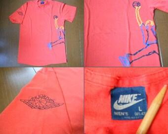 Vintage NIke Air Jordan T Shirt