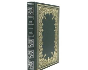 Pride and Prejudice by Jane Austen - vintage book - Guild Publishing 1979
