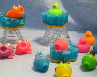 Children soap, Kids Soap, Toy soap, Mild Soap, Squirt Toy, Birthday Party Favor, Boy soap, Girl Soap, Bath toys, Float toys, Child Gift