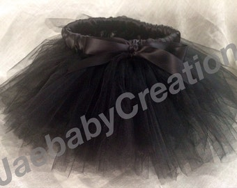 My little black tutu