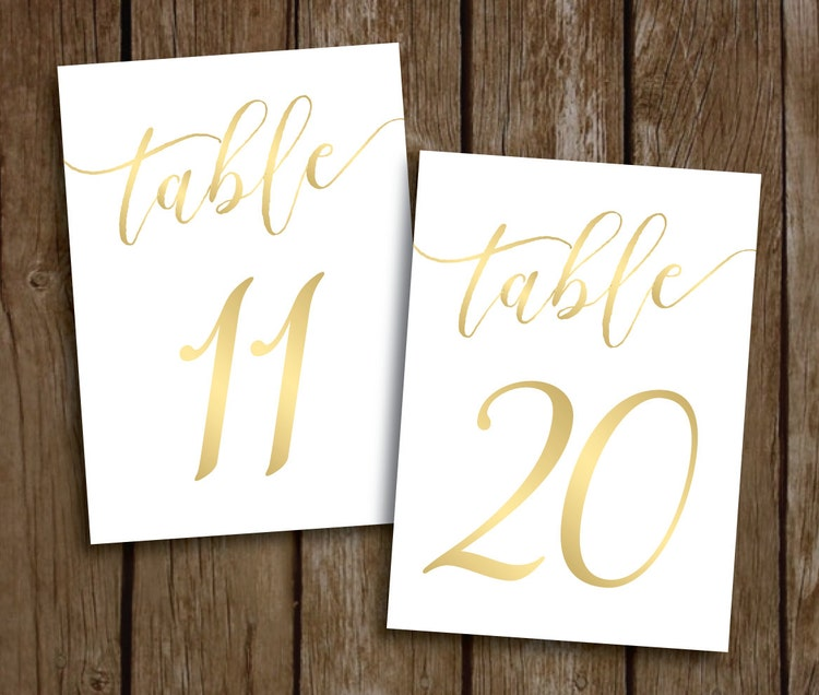 It's just a photo of Gutsy Free Printable Table Numbers 1-20