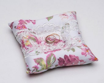 Bridal Ring pillow\shabby chic\Wedding pillow