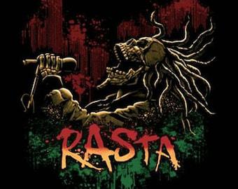 Rasta  Mic T-shirt