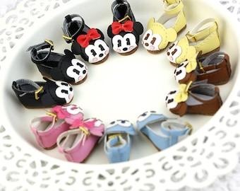 Mickey&Minnie for Blythe/DAL/Pullip/Momoko/AZONE/Lati_y/Pukifee