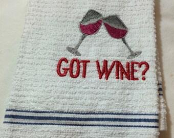 Wine Towel