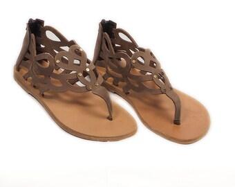 Alcmene Sandals
