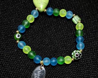 Frosted crystal Bracelet
