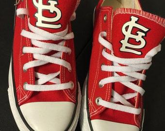 STL Cardinals Shoes