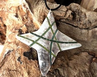 aluminium mosaic star