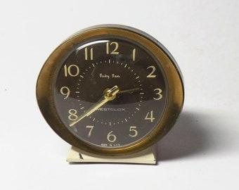 Vintage Westclox Baby Ben Alarm Clock