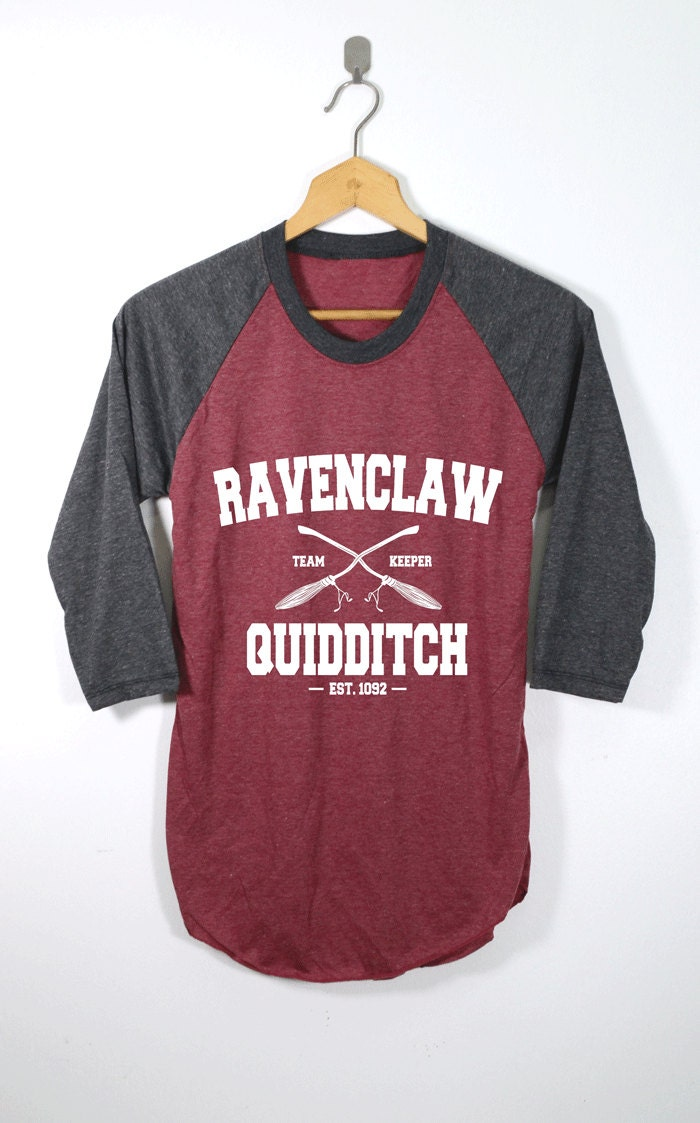 Ravenclaw Quidditch Keeper Shirt Harry Potter by ...