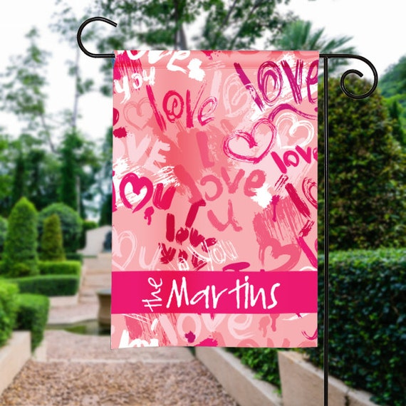 Custom Made To Order Garden Flag Is The Perfect Decorative Yard Flag To  Welcome Friends And Family To Your Home.