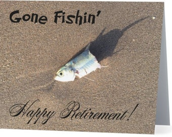 Retirement - Notecards (pack of 5)