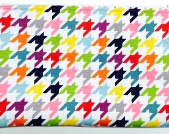 Sweet Tooth Zippered Pouch