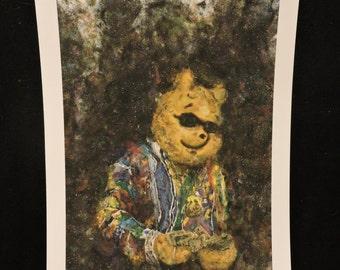 coogi pooh b print