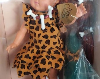 1988 Ginny Doll New in Box One Million Years BC