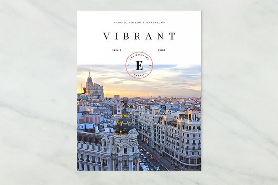 Vibrant Escape | One Week Itinerary to Barcelona, Madrid & Toledo, Europe Itinerary, Europe Trip, Travel Guide
