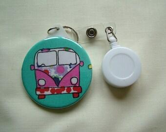 Campervan Retractable sling mirror