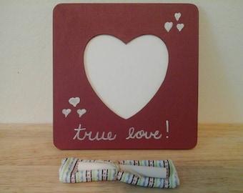 True Love Picture Frame