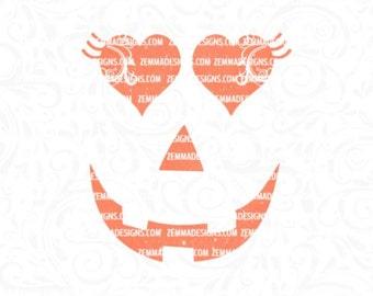 pumpkin dxf - Pumpkin svg - Flourish pumpkin - jack o lantern svg - file types. .DXF .SVG, .PNG -cutting file- commercial use