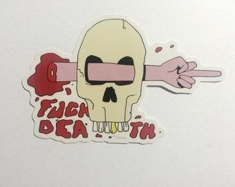 MORE LIFE artist sticker by iamlerART