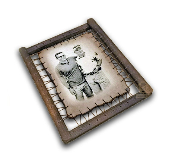 Best Gay Wedding Gifts: Gift For Best Friend Custom Gay Couples Portrait By