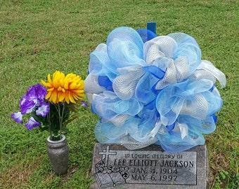 Graveside wreath