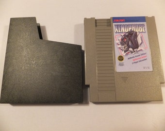 Xenophobe Original NES Nintendo Vintage Video Game Cartridge
