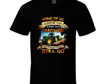Tractor Driver t-shirt for him or her. Tractor Driver tshirt gift. Tractor Driver tee present. Tractor idea gift. Tractor Driver tshirt