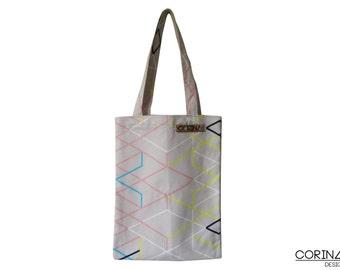 Graphic print Totebag/graphic print tote bag