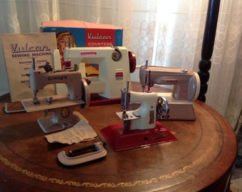 Sewing machine Toy Collection