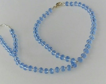 Swarovski Slave Bracelet / Hand harness