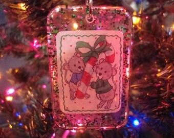 christmas decor, christmas, xmas decor, xmas, ornament, decoration, xmas ornament, christmas mouse, mouse xmas decor, mouse decoration (261)