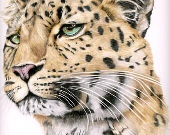 Cat Prince Print