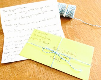 Letters From Strangers: Miscellaneous Letters