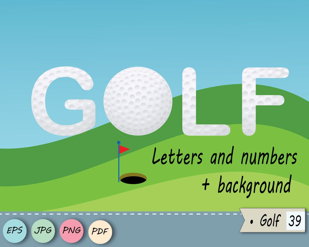 Letter Words Related To Golf