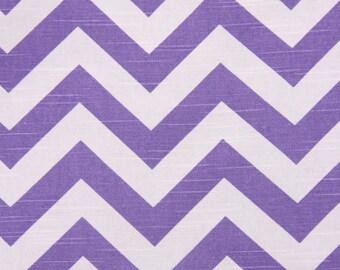 Purple Zig Zag - Custom Cat Tunnel!