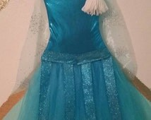 Elsa tutu bow holder