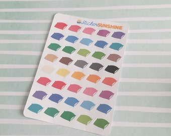 Mini Pillow Stickers