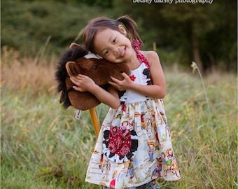 Cowgirl Halter Dress